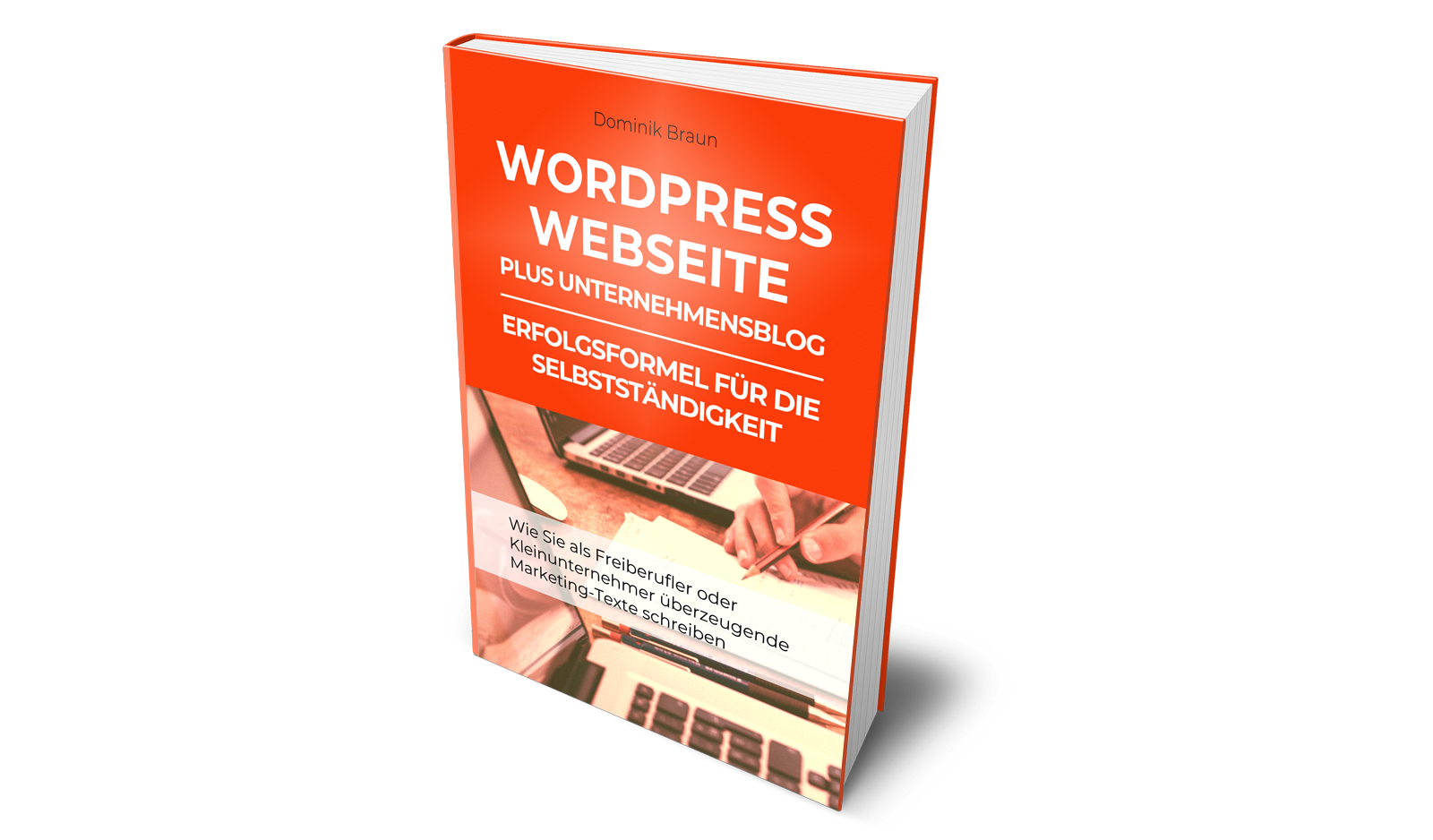 WordPress Webseite plus Unternehmensblog