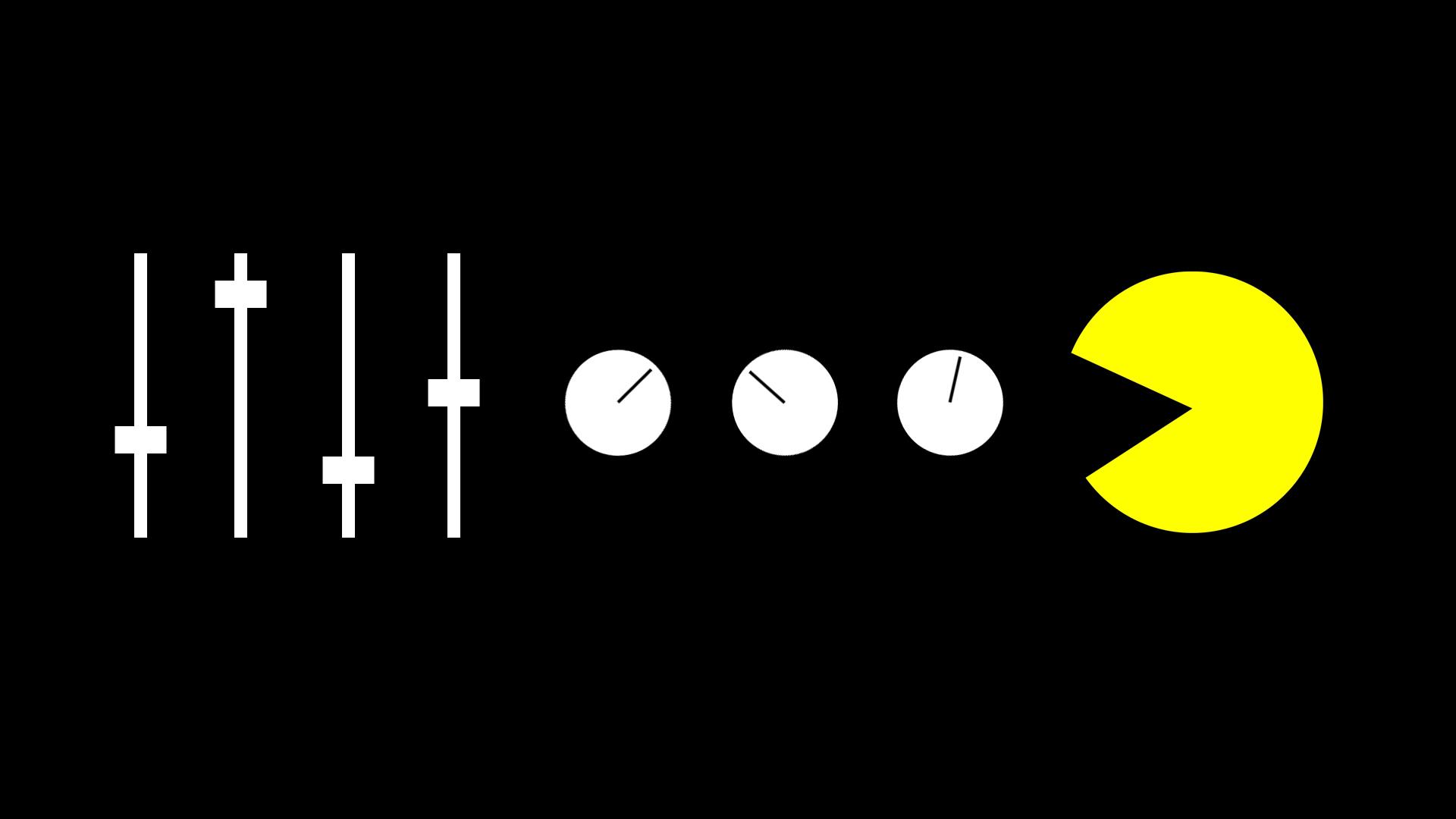 Pacman Sound Design