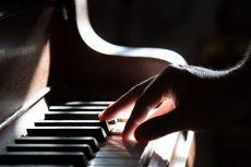 Piano Taste spielen