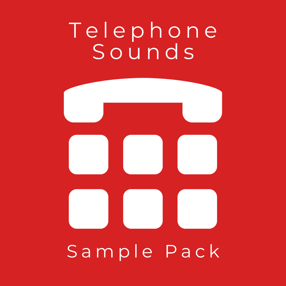Telephone Sounds Sample Pack