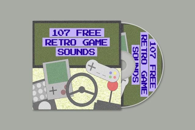 BILD 107 free retro game sounds