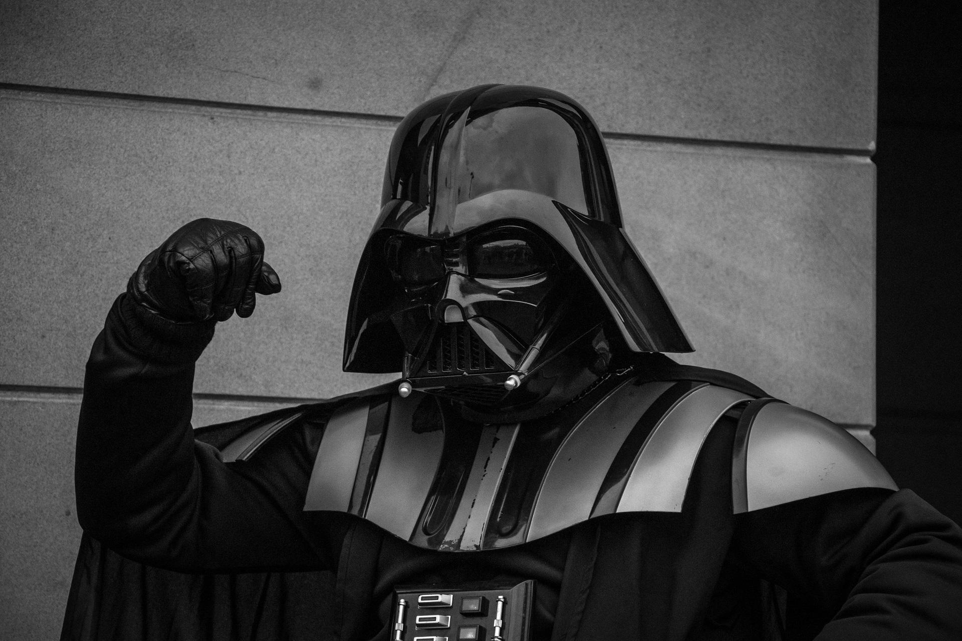 Darth Vader Stimme