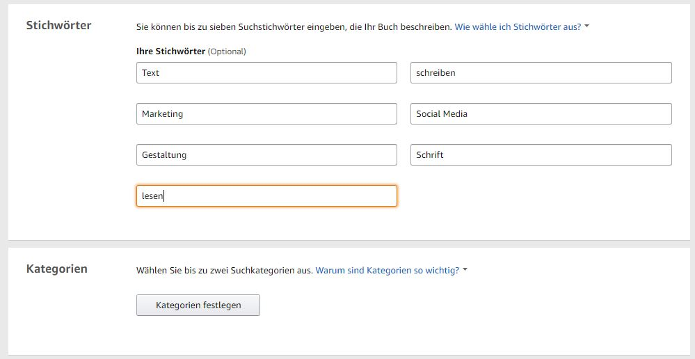 Amazon KDP Screenshot 5