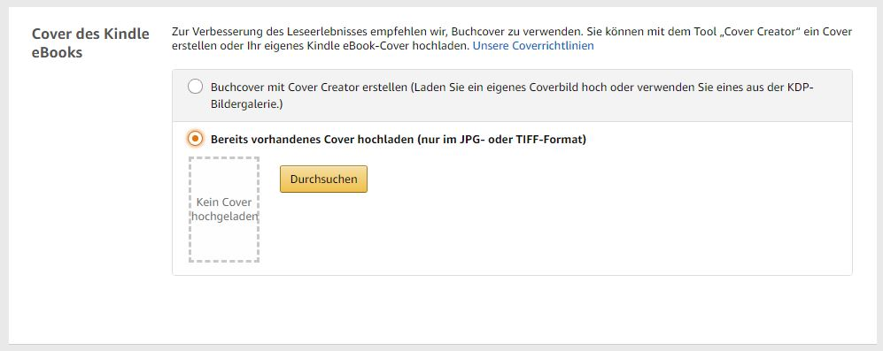 Amazon KDP Screenshot 9
