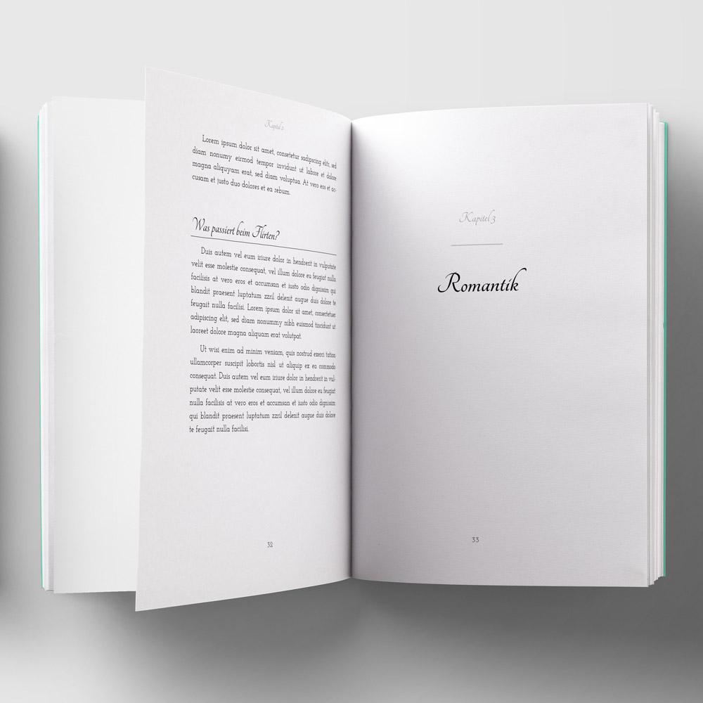 Lovely Taschenbuch-Vorlage Vorschau-PDF