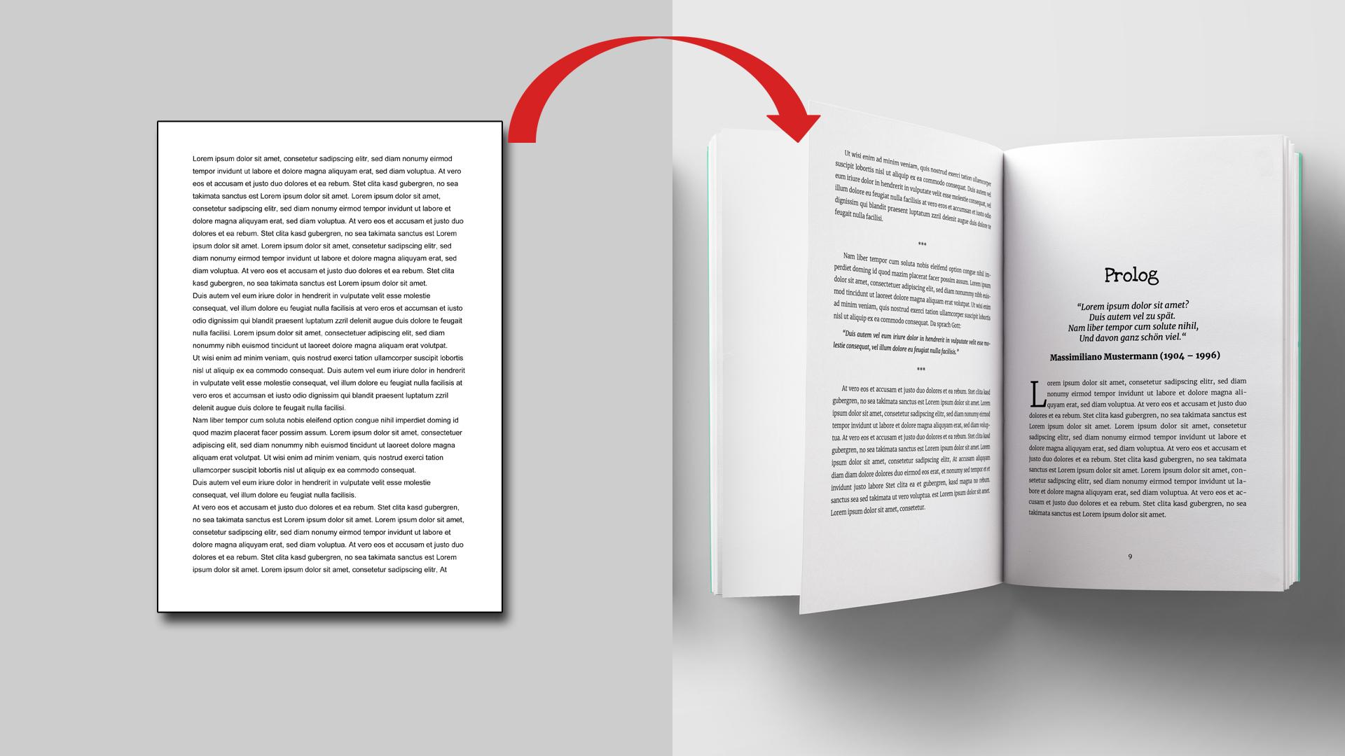 Formatvorlagen in Word